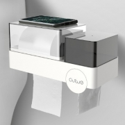 ASCOR 艾仕可 ASK644 卫生间纸巾盒置物架 23.8元包邮