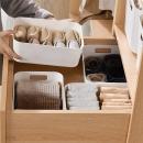 BELO 百露 杂物收纳盒 16.5×24.5×9.5cm 小号 1只 6.5元包邮(需用券)¥7