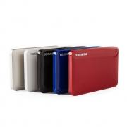 TOSHIBA 东芝 V8分享系列 USB3.0移动硬盘 2TB 409元包邮(需用券)