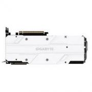 技嘉(GIGABYTE)GeForce RTX 2080 GAMING OC WHITE 1830-1815MHz 14000MHz 256bit GDDR6 8G 小白游戏显卡5449元
