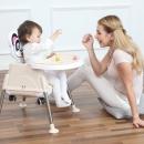 ¥39 Carson/卡神妈咪 宝宝 便携可折多功能餐椅¥39