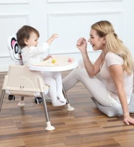 ¥39 Carson/卡神妈咪 宝宝 便携可折多功能餐椅