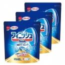 99.9%除菌、日版:60块x3袋x3件  Finish 亮碟 洗碗机专用洗涤块380.35元包邮