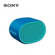 SONY 索尼 SRS-XB01 无线蓝牙音箱 蓝色