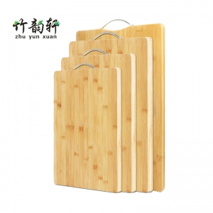 zhuyunxuan 竹韵轩 加厚实木防霉菜板 30*20*1.8cm 7.9元包邮(需用券)
