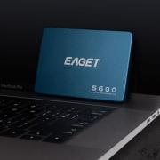 忆捷(EAGET)S600系列 256GB 2.5英寸SATA3.0接口固态硬盘