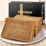 初吉 黑麦全麦面包 1000g