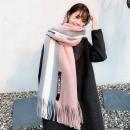 SIMPLI GIRL 秋冬围巾 40cm宽 约200g重 9.8元包邮(需用券)¥10