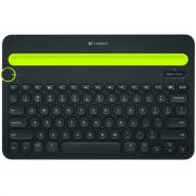 Logitech 罗技 K480 便携式蓝牙键盘 109元包邮