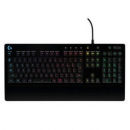 Logitech 罗技 G213 RGB键盘299元