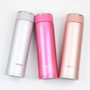 Zojirushi 象印 SM-LB48 不锈钢保温杯 480ml 粉色*2件 207.72元含税包邮