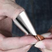 木杰 不锈钢指甲套 3个装 7.9元包邮(需用券)