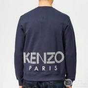 Kenzo 男士纯棉休闲卫衣