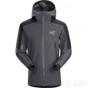 S码白菜!Arc'teryx 始祖鸟 Rush LT 男士三层Gore-Tex® Pro防水冲锋衣 $303.74
