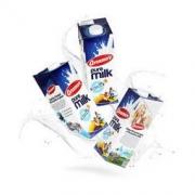 进口牛奶 艾恩摩尔(AVONMORE)高端全脂纯牛奶1L*6 整箱装 爱尔兰原装进口 *2件