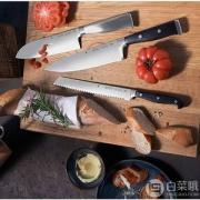 WMF 福腾宝 Grand Gourmet系列 1891946032 三德刀18cm