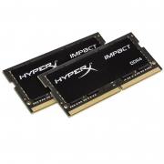 Kingston 金士顿 骇客神条 Impact系列 16GB(8GB*2) DDR4 2666 笔记本内存条 559元包邮