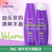 Aussie 袋鼠 丰盈蓬松洗护套装 360ml*2瓶