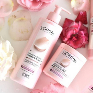 L'Oréal Paris 欧莱雅 珍贵花朵卸妆洁面乳 400ml