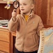 CLASSICTEDDY精典泰迪 儿童摇粒绒外套