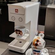 illy 意利 Y3.2 全自动胶囊咖啡机