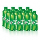 PLUS会员、限京津: 7up 七喜 柠檬味 汽水碳酸饮料 330ml*12瓶 *2件28.57元(双重优惠、折合14.28元/件)