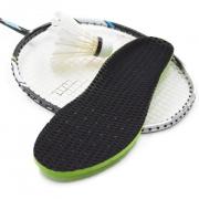 牧の足 096048 男女羽毛球鞋垫 35-44码 2双 18.9元包邮(需用券)