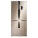 MELING 美菱 BCD-432WPU9CX 432L 十字对开门冰箱3199元