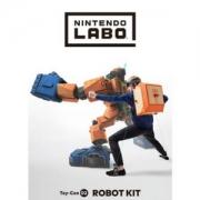 Nintendo 任天堂 Labo 五合一/机器人套组 Prime会员免费直邮含税