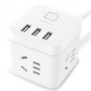 BULL公牛 GN-U303U 魔方USB插座