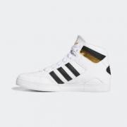 adidas 阿迪达斯 HARD COURT HI 男/女子经典鞋385元包邮(10元定金,1.1付尾款)
