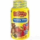 L'il Critters 丽贵 小熊糖 儿童综合维生素软糖190粒*3新低198元包邮(66元/瓶)