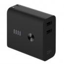 ZMI 紫米 APB01 智能双模 移动电源 充电宝+充电器 二合一99元包邮