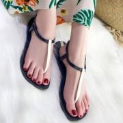 ipanema 依帕内玛 巴西进口 女士夹脚T字平底凉鞋 多色新低179元包邮(需领券)