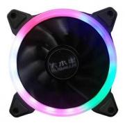 BUBALUS 大水牛 幻月 彩虹光环 机箱风扇 12cm *3件47.76元(满减,合15.92元/件)