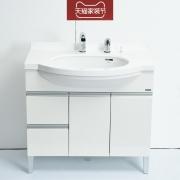 TOTO 东陶 LDKW903K 小户型洗手台储物柜 4239元包邮(满减)