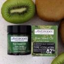 Antipodes 安媞珀  奇异果籽油滋养修复眼霜30ml*2瓶 229元包邮包税114.5元/瓶