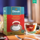 Dilmah 迪尔玛 斯里兰卡进口红茶茶包 40g*2盒 25元包邮(需用券)¥25