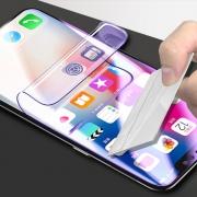 ¥1.87 pfz 苹果手机 全屏防蓝光全包边钢化膜1片 送背膜