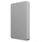 TOSHIBA 东芝 Alumy系列 2TB 2.5英寸 USB3.0移动硬盘 尊贵银