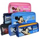 Disney 迪士尼 笔袋学生大容量文具盒 8.9元包邮(需用券)¥9