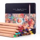 MARCO 马可 雷诺阿 3100 专业油性彩色铅笔 24色铁盒装 38元包邮(需用券)¥38