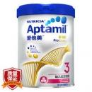 Aptamil 爱他美 白金版 卓萃 婴幼儿奶粉 3段 900g265元