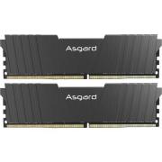 Asgard 阿斯加特 洛极T2 16GB(8GBx2)DDR4 3200频率 台式机内存条 499元包邮