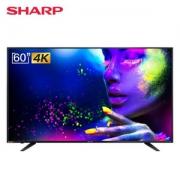 Sharp 夏普 60A2UM 60英寸 4K超高清智能液晶电视+赠HT-SB115 蓝牙音箱