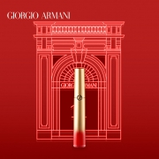 GIORGIO ARMANI 乔治·阿玛尼 红管口红丝绒哑光唇釉405/400/500/302 310元