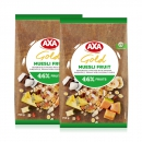 88VIP:AXA 46%水果什锦混合燕麦片 750g*2包 34.2元包邮(需用券)¥115