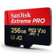 SanDisk 闪迪 A2 至尊超极速移动 MicroSDXC UHS-I存储卡 256GB 469元包邮