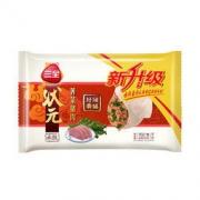三全 状元水饺 荠菜猪肉口味 702g *10件101元(合10.1元/件)