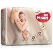 Huggies好奇 心装婴儿纸尿裤S62片韩版*4件